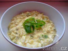 Sýr Cottage.Jednoduchý recept pro mlsné jazýčky.