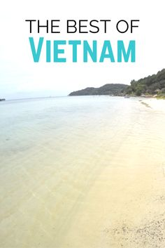 Top Places to Visit in Vietnam