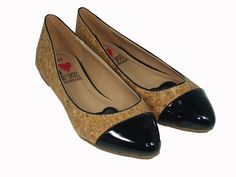 Cork Shoes Sabrina lady Flats Womens girl genuine Portuguese SEASIDE   #Seaside #Flats
