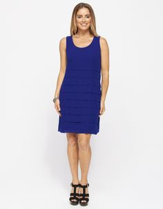 Image for Co Bo Tiered Dress from JacquiE