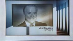 Hall of Fame sportscaster Jim Simpson, one of ESPN's first, dies at 88