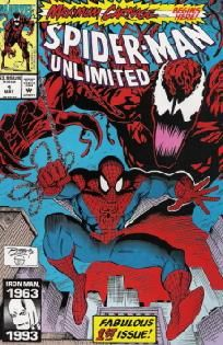 Spider-Man - Maximum Carnage 1 2 3 4 5 6 7 8 9 10 11 12 13 14 complete set ---> shipping is $0.01 !!