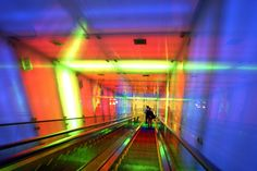 Nydalen Metro Station, Oslo, Norway / Kjark - Kristin Jarmund Architects, Oslo, Norway