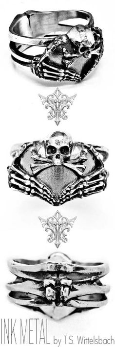 An iconic symbol of Irish heritage, this reimagined Claddagh ring represents the same virtues of love, friendship, and above all, loyalty - eternally. $450.00
