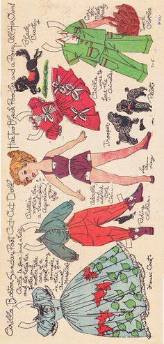 Funny paper dolls - Onofer-Köteles Zsuzsánna - Picasa-Webalben