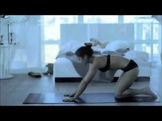 Best YOGA video EVER! SEXY and AMAZING Routine! - YouTube