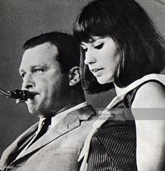 Stan Getz and Astrud Gilberto