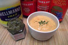 Sauce szechuannaise (pour fondue chinoise) - Banlieusardises