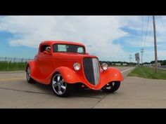 ▶ Test Driving 1934 Ford Street Rod - Fast Lane Classic Cars - YouTube....Sweet ride