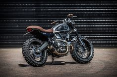 2015 Ducati Scrambler By Down & Out Cafe Racers 6
