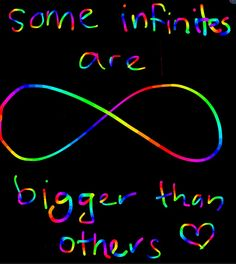 ❤️Some infinities are bigger than others❤️ #tfios #gus #hazel #petervanhouten