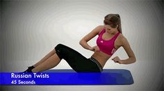 *trigger Warning* - perfectioniswhatiaimfor:   ♡ 6 Min Ab Workout♡   |...