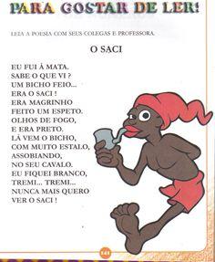 BAUZINHO DA WEB - BAÚ DA WEB : TEXTOS DE FOLCLORE ATIVIDADES LENDAS DO FOLCLORE BRASILEIRO