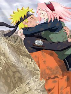 Naruto e Sakura (NaruSaku) Hinata, Naruhina, Itachi Akatsuki, Naruto Shippuden Sasuke, Shikamaru, Naruto And Sasuke, Kakashi, Naruto Family, Naruto Couples
