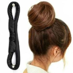 16CM New Fashion DIY Hair Styling Tools Bun Roller Black Barrette For Headwear Hair Accessories For Women  A12R9 http://www.xfoor.com/products/16cm-new-fashion-diy-hair-styling-tools-bun-roller-black-barrette-for-headwear-hair-accessories-for-women-a12r9/
