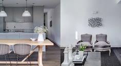 Ένα «γκρι» σπίτι Σε μίνιμαλ ύφος και luxury λεπτομέρειες.