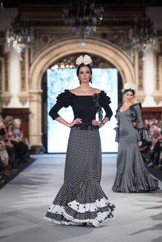 8dfb45c88 Las 233 mejores imágenes de flamencas 2019 | Moda flamenca, Trajes ...