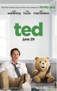 Ted. Best movie Ive seen in theaters for a long ass time