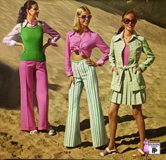 50 Awesome and Colorful Photoshoots of the Fashion and Style Trends - 🌟Tante S!fr@ loves Awesome and Colorful Photoshoots of the Fashion and Styl - Decades Fashion, 60s And 70s Fashion, 70s Inspired Fashion, Colorful Fashion, Retro Fashion, Vintage Fashion, 50 Fashion, Work Fashion, Latest Fashion