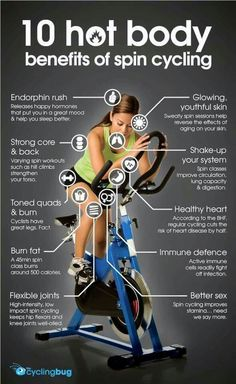 Spinning Benefits