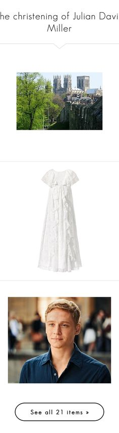 """The christening of Julian David Miller"" by charlottedebora ❤ liked on Polyvore featuring white, Monsoon, Elie Tahari, Nine West, Rachel Trevor-Morgan, Blue Nile, Effy Jewelry, John Lewis, Jimmy Choo and Van Cleef & Arpels"