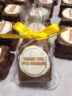 Pães de mel personalizados via San diego
