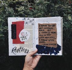 I wanted them to stop looking like you but I realized I need to stop looking for you because duh, you live in another country-oat Bullet Journal Notes, Book Journal, Types Of Journals, Dream Book, Art Journal Inspiration, Calligraphy Art, Bullets, Sketchbooks, Inktober