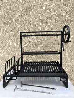 """""""BM G-1"""" Argentine Grill - BBQ mates Backyard Barbeque, Barbecue Grill, Grilling, Led Closet Light, Closet Lighting, Argentine Grill, Wood Charcoal, Fire Grill, Bbq Kitchen"""