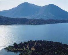 Beautiful View Of Konocti - A large Lake In Northern California.