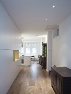 House Nieuwegracht / Ana Rocha Architects | ArchDaily