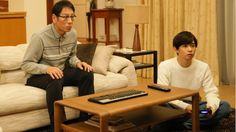 Father and son bond over 'Final Fantasy' in TV show based on a true story