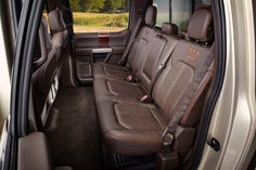 2017 Ford Super Duty King Ranch reports for work (pictures) - Page 12 - Roadshow King Ranch Truck, Ford King Ranch, Ford Expedition, New Trucks, Ford Trucks, King Ranch Interior, Ford Heavy Duty, Work Pictures, Ford F Series