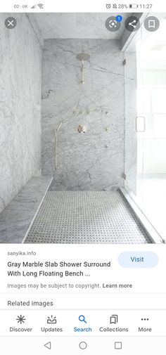 Alcove, Bath Mat, Bathtub, Shower, Bathroom, Home Decor, Standing Bath, Rain Shower Heads, Washroom