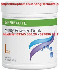 Beauty Power Drink Herbalife bổ sung Collagen thủy phân