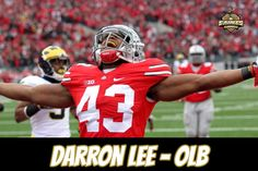 Darron Lee - OLB  Darron Lee at OLB is still a consideration for the Saints at #12.  #Saints #NFLDraft