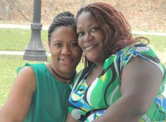 """Chwanda Nixon and Kacey Frierson-Nixon who had an """"I Do Marathon"""" and got married multiple times in every state they legally could."""