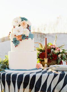 Jenna Rae Cakes   photo by Lani Elias   100 Layer Cake