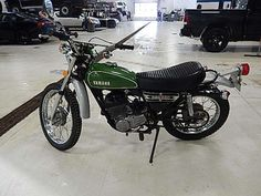 1974 Yamaha 360 Enduro Street Legal Dual Purpose Excellent Condition | eBay