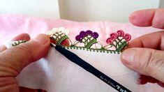A friendly and gentle oyam& - TIĞ VE İĞNE oyaSI örnekleri # . A friendly and gentle oyam Crochet Flower Tutorial, Crochet Flower Patterns, Crochet Blanket Patterns, Baby Knitting Patterns, Crochet Designs, Crochet Flowers, Knitting Websites, Knitting Blogs, Knitting Tutorials