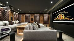 Edelwiss chalet | cinema room