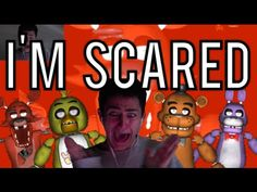 Twaimz playing five nights at Freddie's! I like playing games but like I don't mess with this game!
