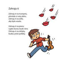 Jiří Žáček: Zahraju ti Learning, Boys, Fictional Characters, Drinks, Baby Boys, Drinking, Kids, Drink, Teaching