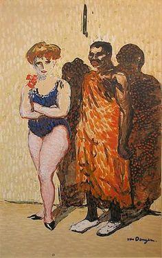 Kees van Dongen - Les Artistes du Cirque, 1905