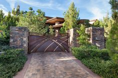 Driveway Landscaping And Curb Appeal Ideas On Pinterest