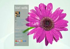 Check out my about.me page! Twitter@successipes #nwbf Lori Wilk.com