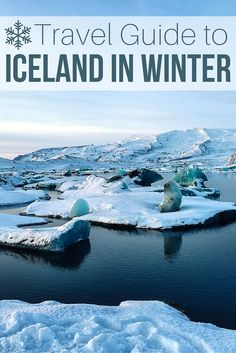 There's no need for sun on your next trip! This guide to visiting Iceland in winter highlights the best recommendations and the magic of winter in Iceland. http://cleverdeverwherever.com/