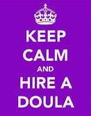No one replaces a doula!