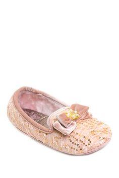 05adcc5c533 Imogen Faux Fur Ballet Slipper Shoes