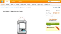 AT&T partners with 3D Systems to bring 3D printers closer to home