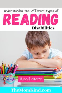 Do you suspect that your child has a reading problem? Here are the different types of reading disabilities Autism Parenting, Parenting Toddlers, Good Parenting, Parenting Hacks, Types Of Reading, Reading Skills, Speech Language Pathology, Speech And Language, Adhd Funny